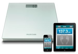 ihealth scale-pese personne-sante
