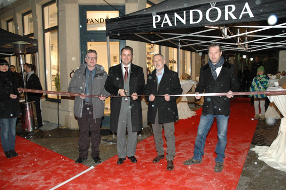 boutique pandora luxembourg