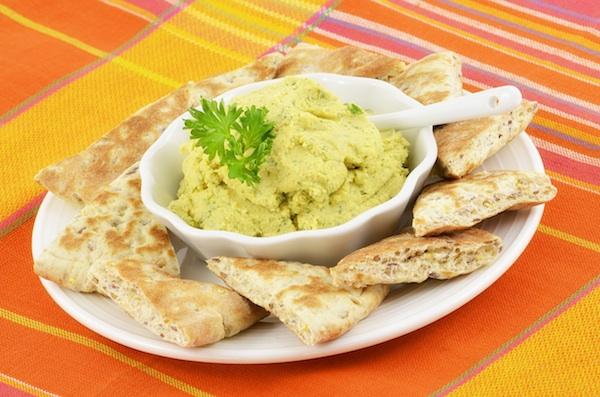 cuisine-apero-recette-libanais-houmous-pita