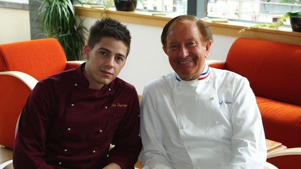 Standing ovation pour la premi re du th tre gastronomique - Chef de cuisine luxembourg ...