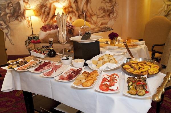 Une nouvelle carte pour l 39 oro e argento luxembourg - Chef de cuisine luxembourg ...