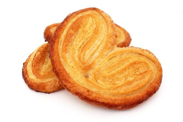 palmier biscuit