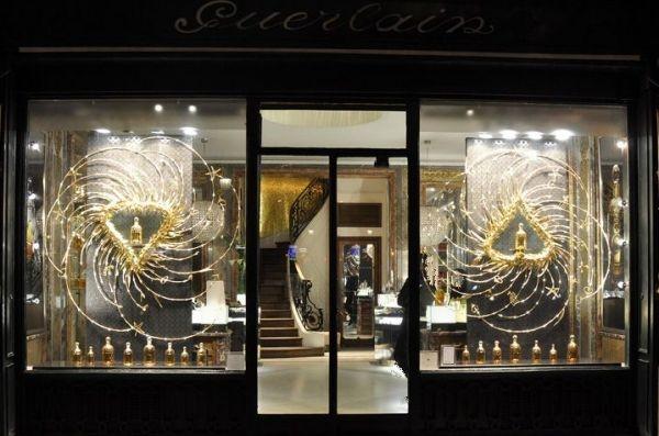 Rencontre avec g raldine gonzalez sc nographe des - Decoration de noel pour vitrine magasin ...