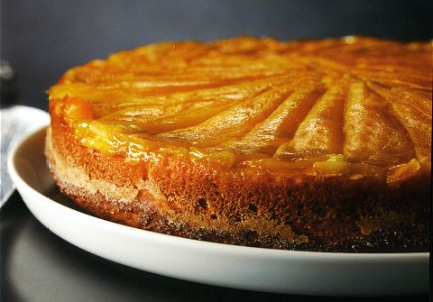 cuisine,recettes,dessert,gateau,renverse,mangue