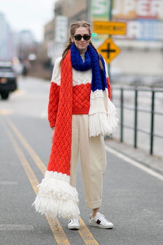 8c51fbdb2865 35 idées pour porter la maille cet hiver - Femmes Magazine