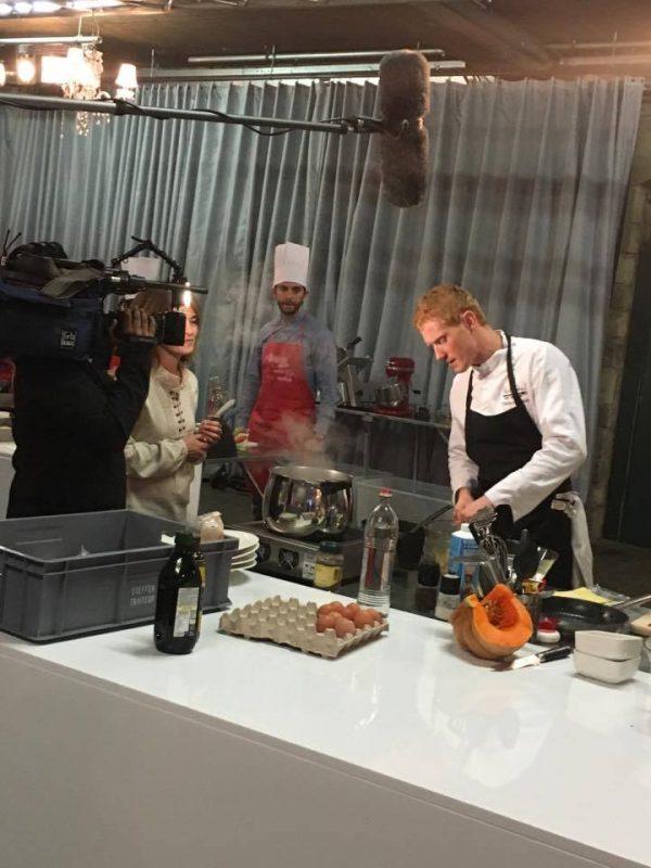 Thomas murer sur la cooking cup j ai ressenti la m me - Chef de cuisine luxembourg ...