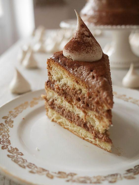 Cake Chocolat Et Caramel Beurre Sal Ef Bf Bd