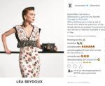 Casting cinq étoiles pour Louis Vuitton