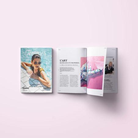 501aa42ea11 Femmes Magazine toujours numéro 1 de la presse féminine au Luxembourg