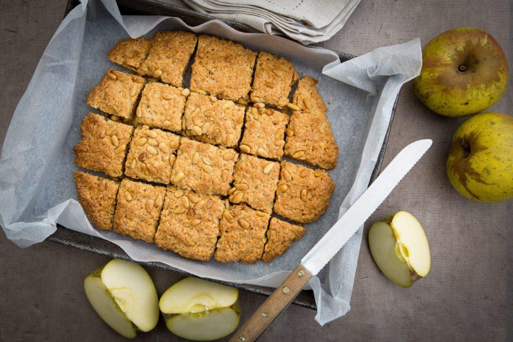 femmesmagazine-recette-dessert-scones-compote-de-pomme