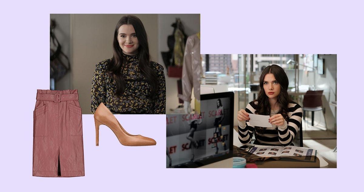 Femmesmagazine-The Bold Type : refaire les looks de la série